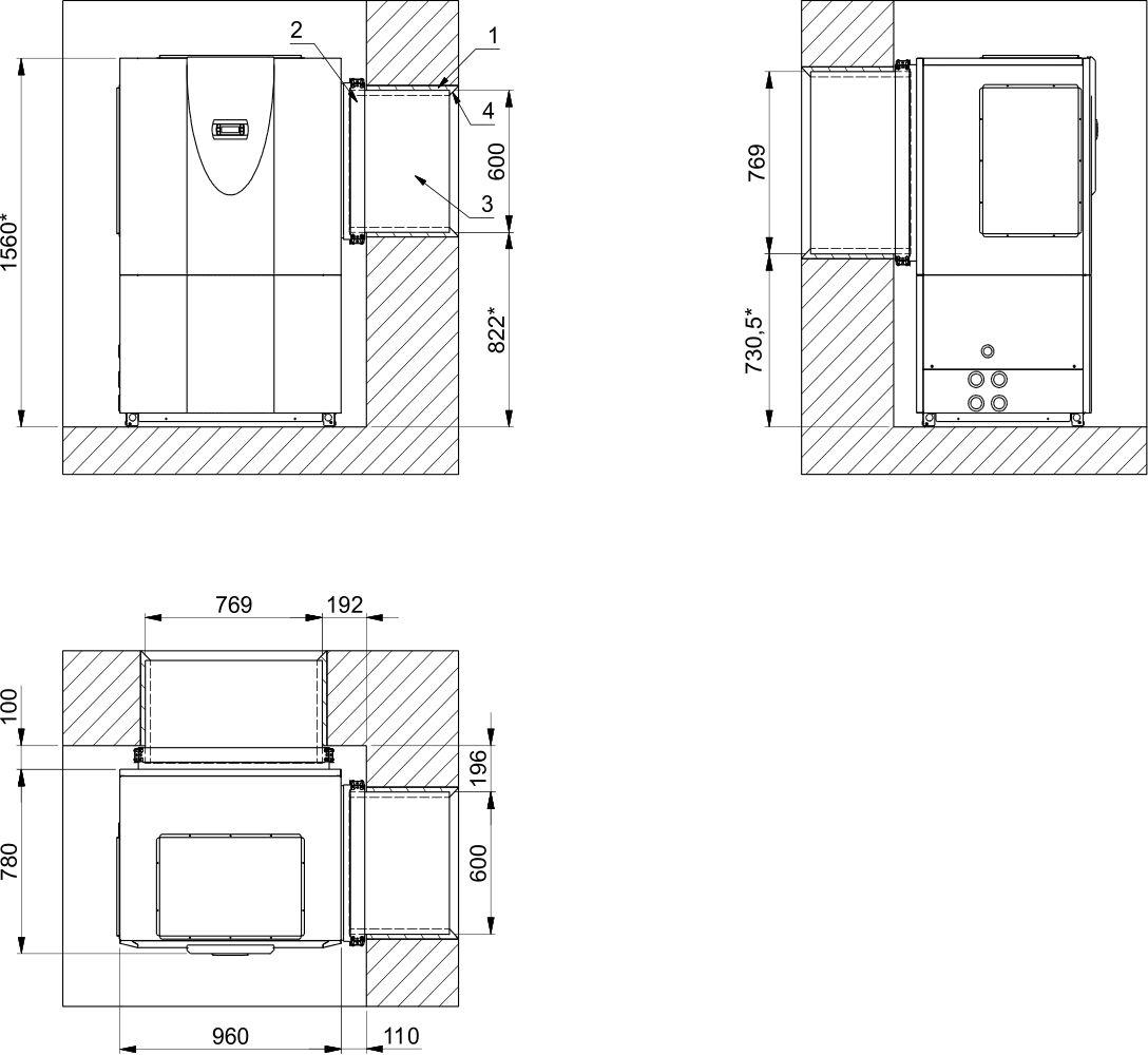 hocheffizienz luft wasser w rmepumpe. Black Bedroom Furniture Sets. Home Design Ideas